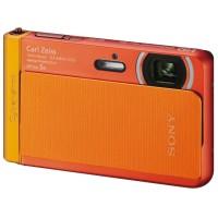 Appareil photo numérique compact SONY CyberShot DSC TX30 orange