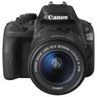 Appareil photo numérique reflex CANON EOS 100D EF S 18 55 mm IS STM