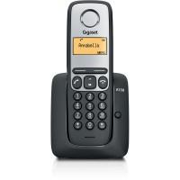 Téléphone sans fil SIEMENS GIGASET A130 Noir