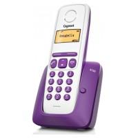 Téléphone sans fil SIEMENS GIGASET A130 Prune