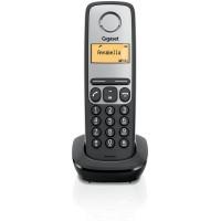 Téléphone sans fil SIEMENS GIGASET AL130A Noir