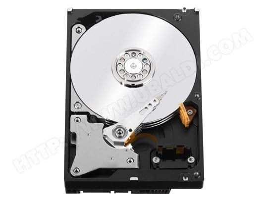 Disque dur NAS WESTERN DIGITAL WD10EFRX Red SATA III - 1 To