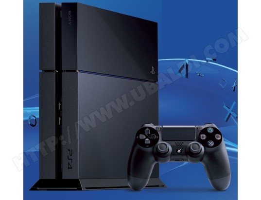 achat sony ps4 pas cher vente playstation 4 day one. Black Bedroom Furniture Sets. Home Design Ideas