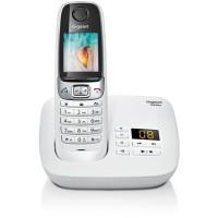 Téléphone sans fil SIEMENS GIGASET C620A blanc