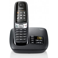 Téléphone sans fil SIEMENS GIGASET C620A noir