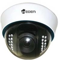 Caméra IP HEDEN VisionCam Cloud V72 Dome intérieur blanc