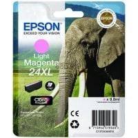 Cartouche dencre EPSON T2436 XL Elephant magenta clair