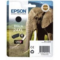 Cartouche dencre EPSON T2431 XL Elephant noir