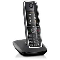 Téléphone sans fil SIEMENS GIGASET C530 noir
