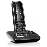 Téléphone sans fil SIEMENS GIGASET C530A noir