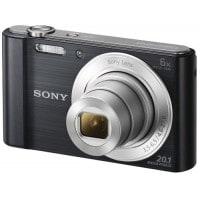 Appareil photo numérique compact SONY CyberShot DSC W810 noir