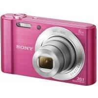 Appareil photo numérique compact SONY CyberShot DSC W810 rose