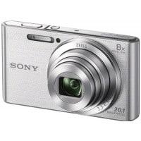 Appareil photo numérique compact SONY CyberShot DSC W830 silver