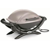 Barbecue électrique WEBER Q1400 Granite Grey