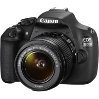 Appareil photo numérique reflex CANON EOS 1200D 18 55 mm IS II f35 56