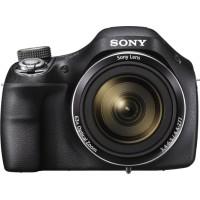 Appareil photo numérique bridge SONY CyberShot DSC H400 noir