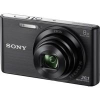 Appareil photo numérique compact SONY CyberShot DSC W830 noir pack