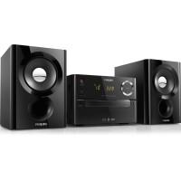 Syst�me Bass Reflex - Lecture de CD-MP3, CD, CD-R/RW - Bluetooth - USB dire