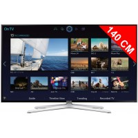 TV LED Full HD 3D 140 cm SAMSUNG UE55H6400 AWXZF