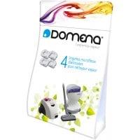 Accessoire nettoyeur DOMENA Pack 4 lingettes pour CS 4 NVT et Ecoflor