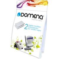Accessoire nettoyeur DOMENA 500970920 lingettes rect pour nettoyeur vapeur