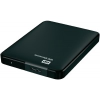 Disque dur externe WESTERN DIGITAL Elements Portable 2 To noir WDBU6Y0020BBK