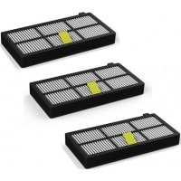 Accessoire aspirateur IROBOT ACC800 3 filtres pour série 800