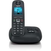 Téléphone sans fil SIEMENS GIGASET A540A noir