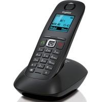 Téléphone sans fil SIEMENS GIGASET A540 noir