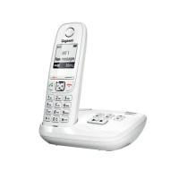 Téléphone mains libres SIEMENS GIGASET AS405A blanc