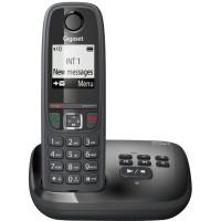 Téléphone mains libres SIEMENS GIGASET AS405A noir