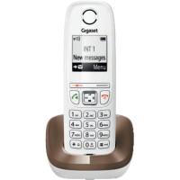 Téléphone mains libres SIEMENS GIGASET AS405 chocolat