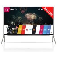 TV LED 4K 3D 249 cm LG 98UB980V