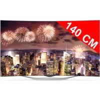TV OLED Full HD incurvé 3D 140 cm LG 55EC930V