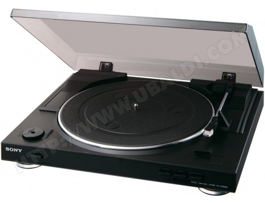 Platine disque SONY PS-LX300 USB