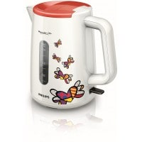 Bouilloire PHILIPS HD930060 Daily par Romero Britto