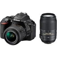 Appareil photo numérique reflex NIKON D5500 18 55mm VR II 55 300mm
