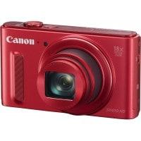 Appareil photo numérique compact CANON PowerShot SX610 HS rouge
