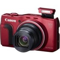 Appareil photo numérique compact CANON PowerShot SX710 HS rouge