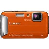 Appareil photo numérique compact PANASONIC Lumix DMC FT30 orange