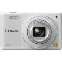 Appareil photo numérique compact PANASONIC Lumix DMC SZ10 blanc