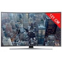 TV LED 4K incurvé 121 cm SAMSUNG UE48JU7500