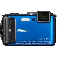 Appareil photo numérique compact NIKON CoolPix AW130 bleu