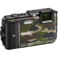 Appareil photo numérique compact NIKON CoolPix AW130 camouflage