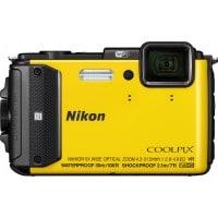 Appareil photo numérique compact NIKON CoolPix AW130 jaune