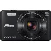 Appareil photo numérique compact NIKON CoolPix S7000 noir