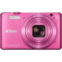 Appareil photo numérique compact NIKON CoolPix S7000 rose