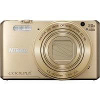Appareil photo numérique compact NIKON CoolPix S7000 or
