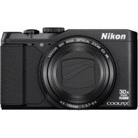 Appareil photo numérique compact NIKON CoolPix S9900 noir