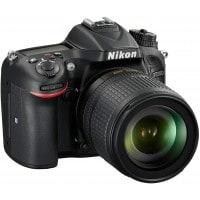 Appareil photo numérique reflex NIKON D7200 AF S DX 18 105mm VR